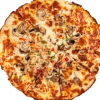 پیتزا خانواده پپرونی